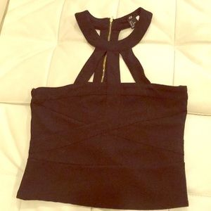 H&M Women's Black Top